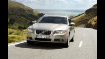 Volvo V70 e S80 Flexifuel