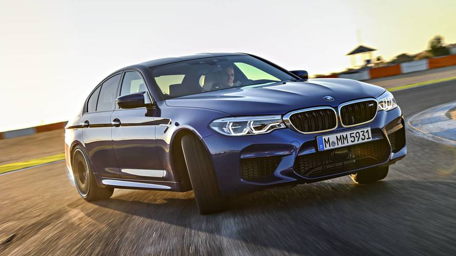 Stop The Presses: BMW M5 Hybrid Allegedly In The Works