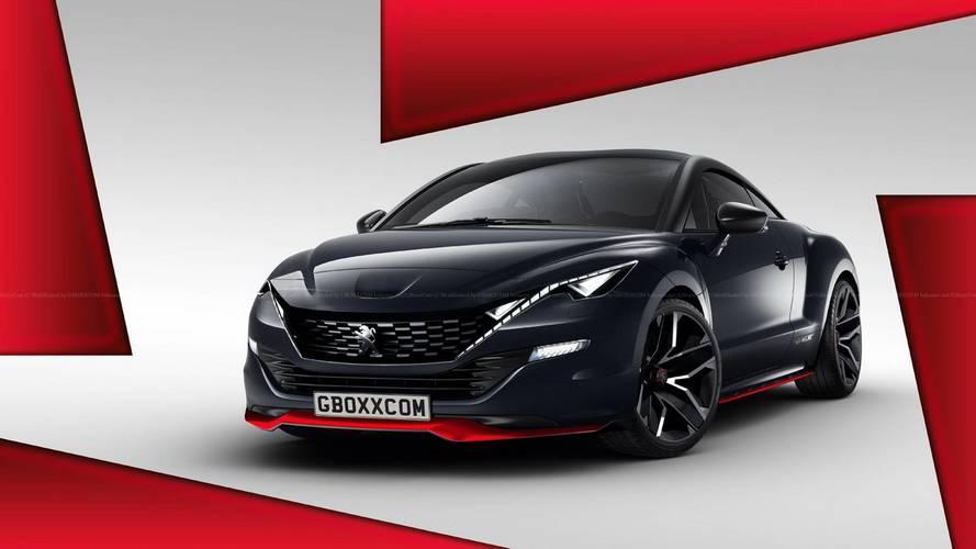 Peugeot RCZ, nos imaginamos su segunda generación