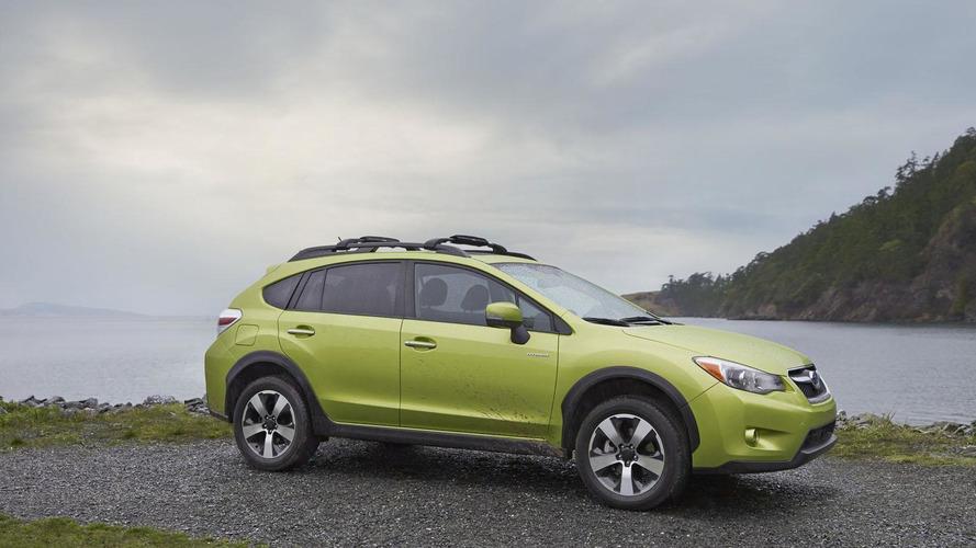 Subaru, 2017 Crosstrek Hybrid'i bitiriyor