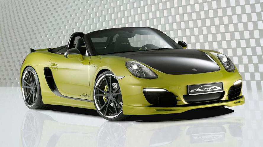 speedART SP81-R based on Porsche Boxster S (981) to make Essen debut
