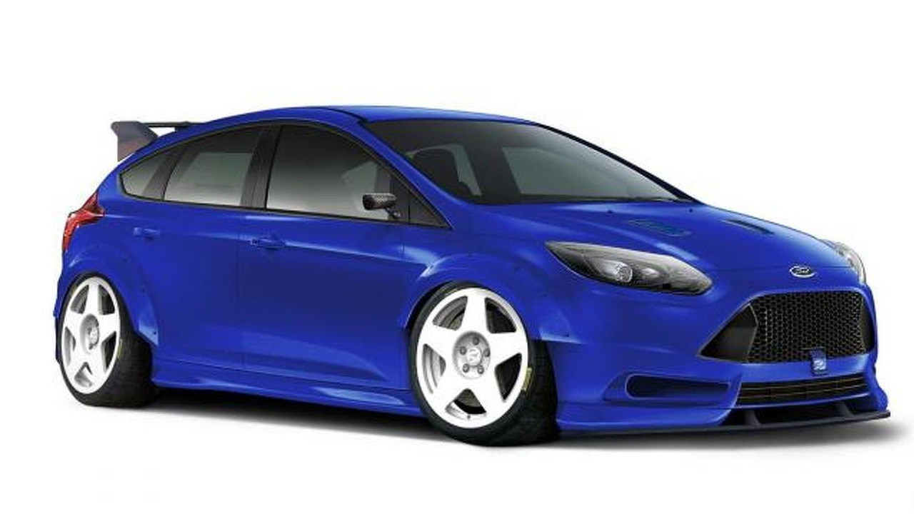 Ford Focus St By Fifteen