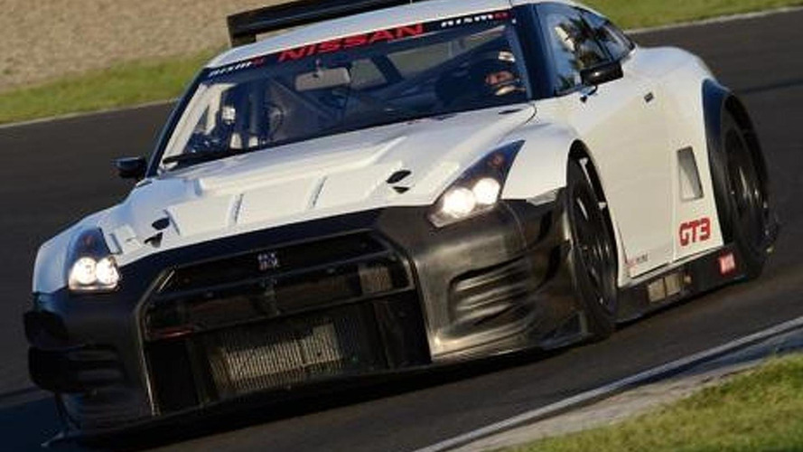2013 Nissan GT-R Nismo GT3 priced from 270,000 GBP [video]