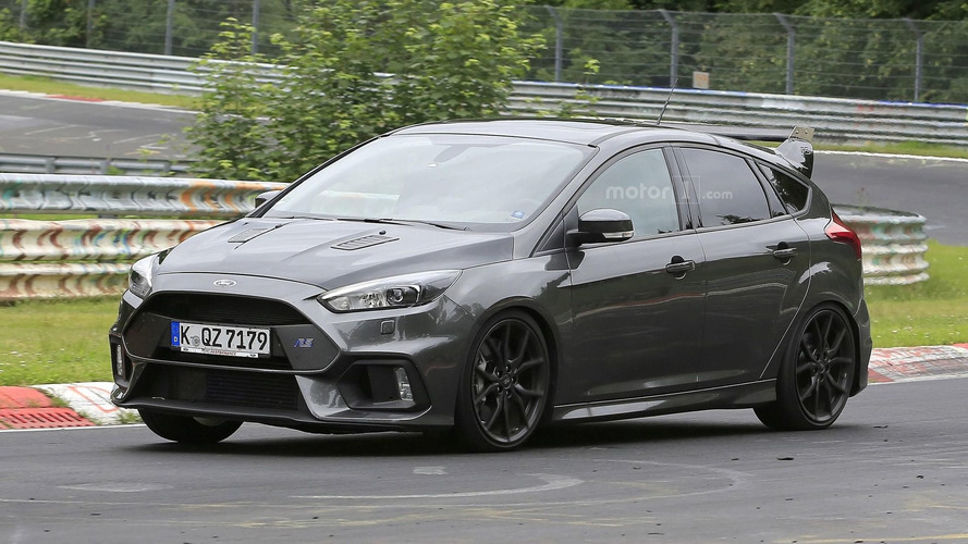 Ford Focus RS500 speculated to arrive next spring with 400 hp