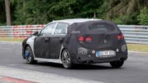 Hyundai i30 N Photos espion à Nurburgring