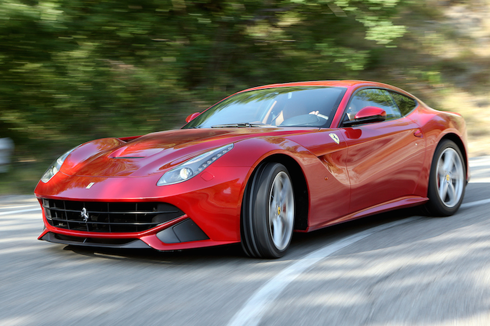 Ferrari is Building a Special Car for the U.S., Ironically