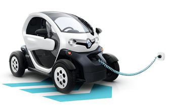 You Can Now Rent the Oddball Renault Twizy in San Fransisco