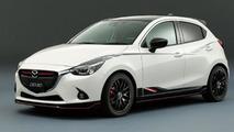 Tuned Mazda2 for Tokyo Auto Salon