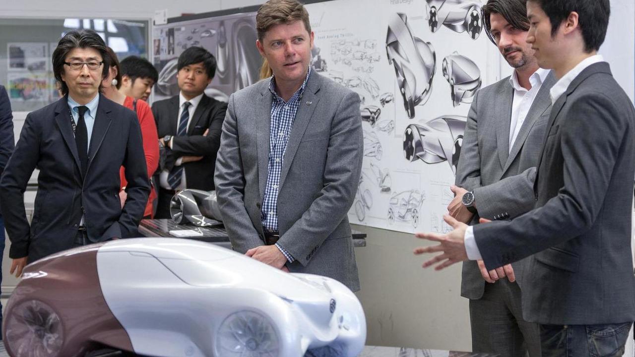 2030 Buick contest - Buick Urbain concept designer, JinYoon Young.