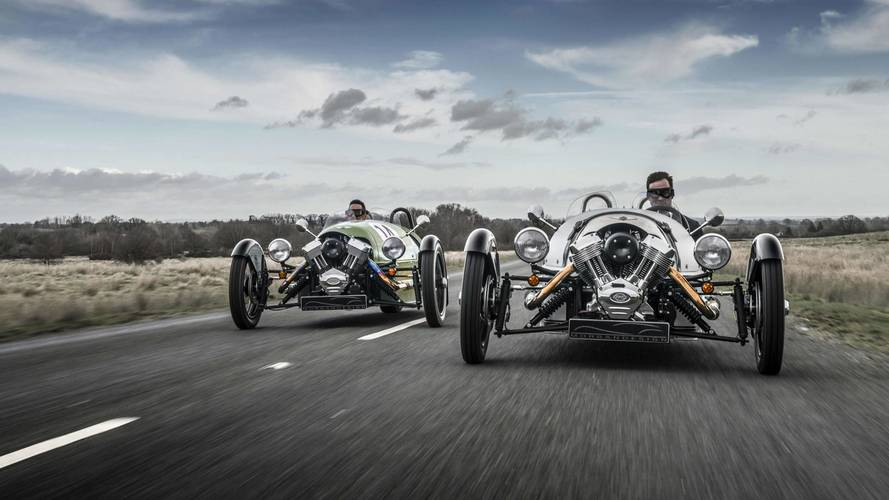 Everything you need to know about the Morgan 3 Wheeler