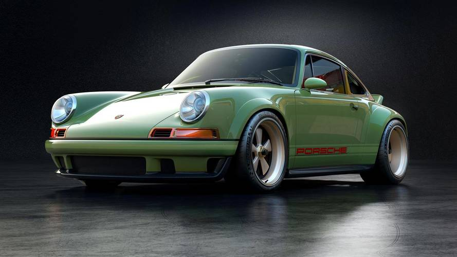 Porsche 911 Singer: un clásico, con 500 CV, aligerado al máximo