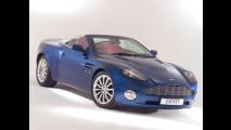 Aston Martin Vanquish Roadster by Zagato