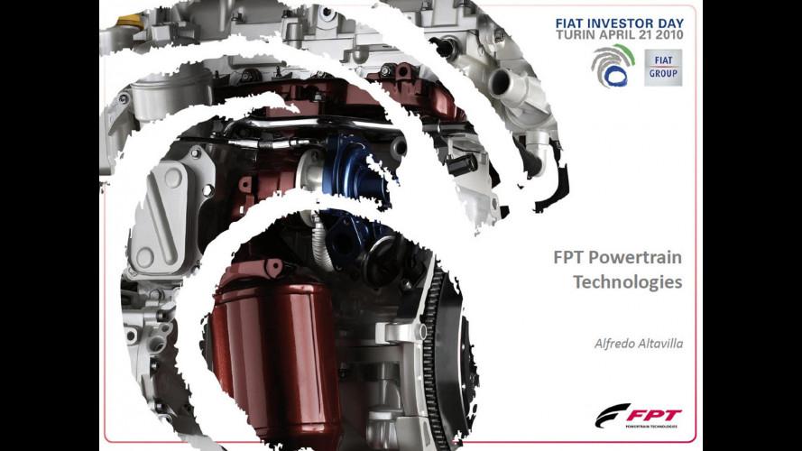 Piano Fiat: i motori sono