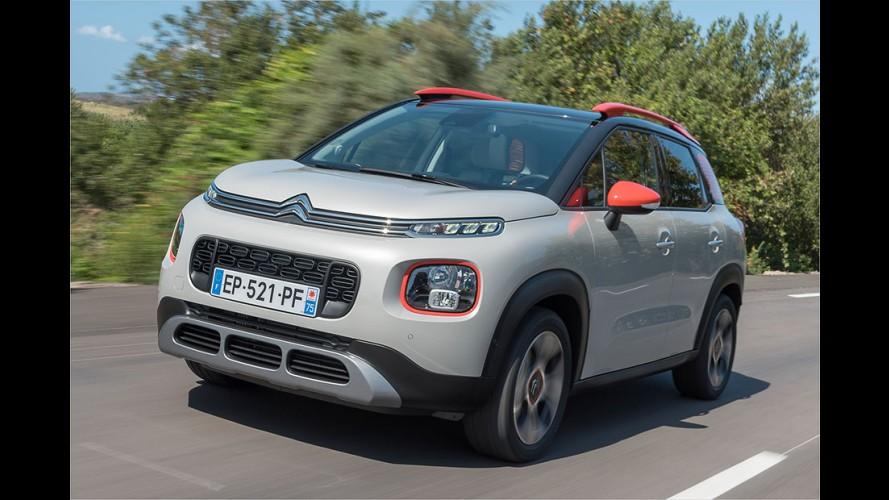 Citroën C3 Aircross im Test