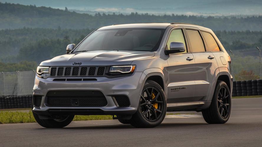 Jeep Grand Cherokee de nova geração terá plataforma da Alfa Romeo