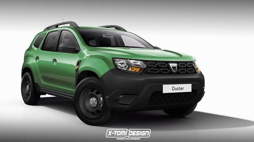 Dacia Duster 2018: cuatro recreaciones que podrían hacerse realidad