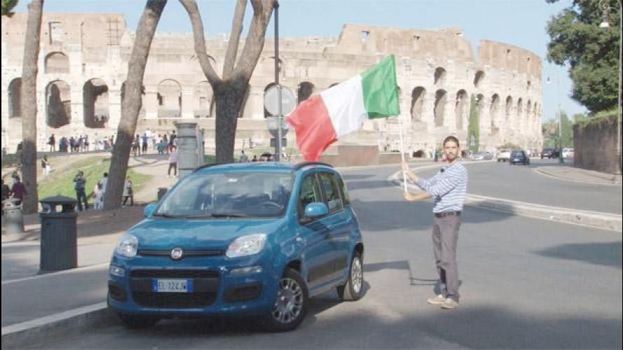 Fiat Panda, prova su strada dell'auto più venduta in Italia [VIDEO]