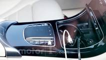 Mercedes-Benz GLC-Class Interior Spy Photo