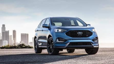 Ford Edge 2018: nueva versión ST, con 335 CV