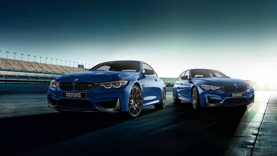 BMW 3 Serisi, M3 ve M4'e özel versiyonlar geldi