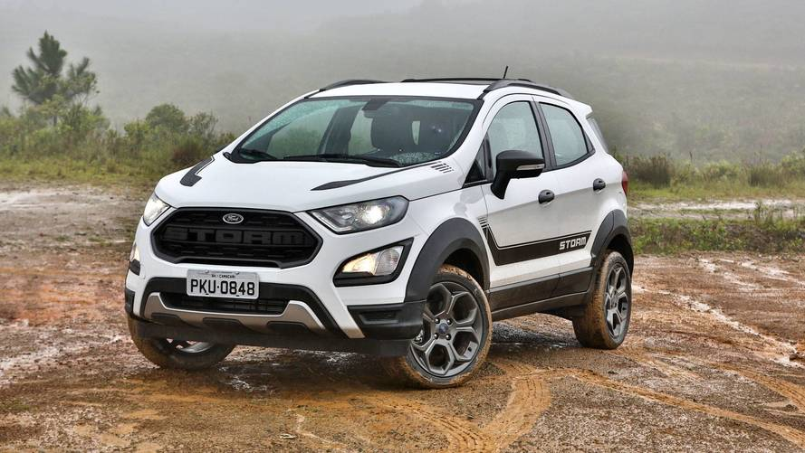 2018 Ford EcoSport Storm First Drive: Raptor Wannabe