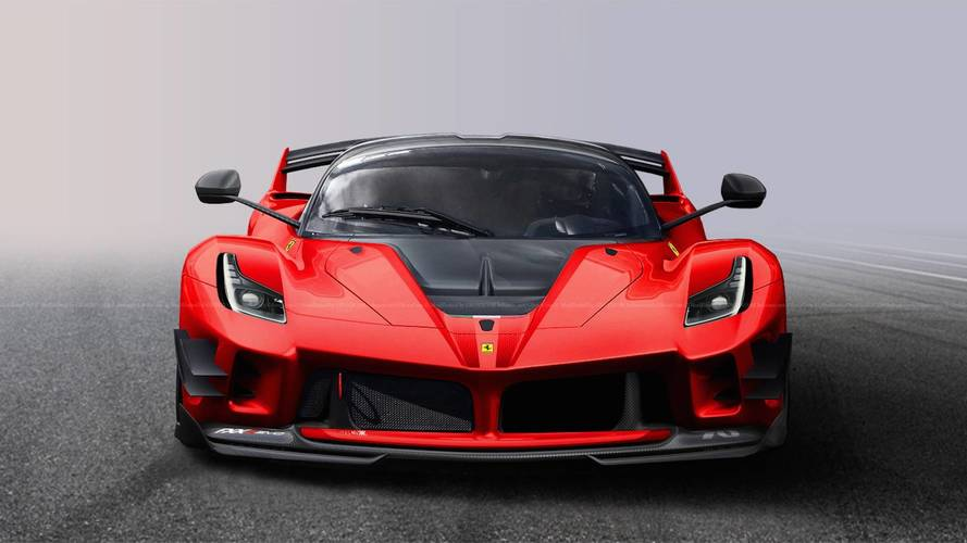 Así suena el Ferrari FXX K, rodando en el circuito de Road Atlanta