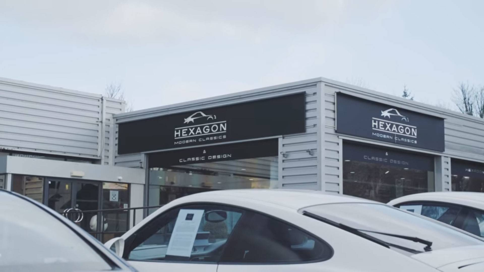 This Epic Dealership In London Is A Car Guy s Heaven