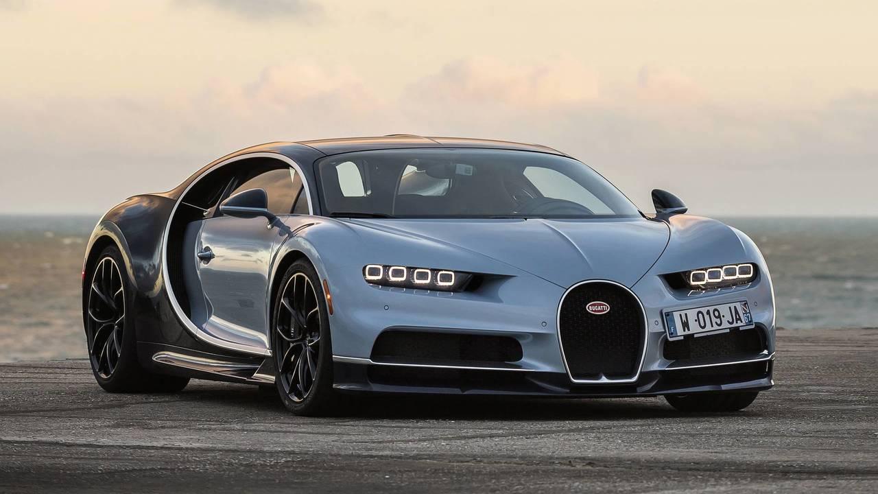 Bugatti'lerin fiyat aralığı ne kadar?