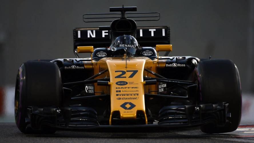 Renault - Viser le podium en 2018 n'est