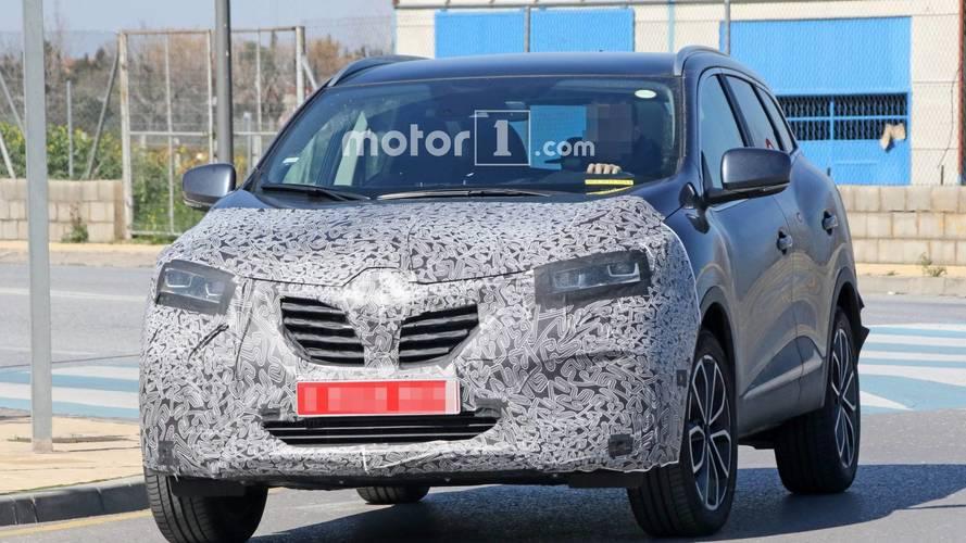 Renault Kadjar 2019, fotos espías del restyling (actualizado)