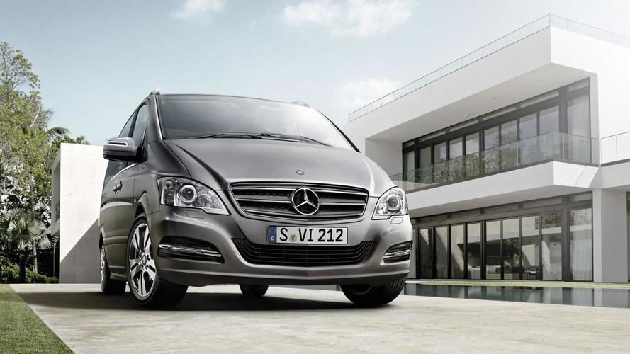 Mercedes Viano Pearl introduced in Geneva