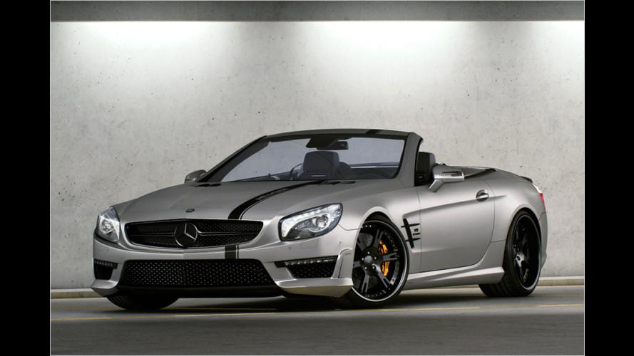 700 PS für den Sport-Roadster