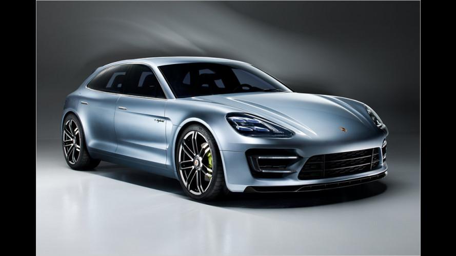 Ein Kombi von Porsche?