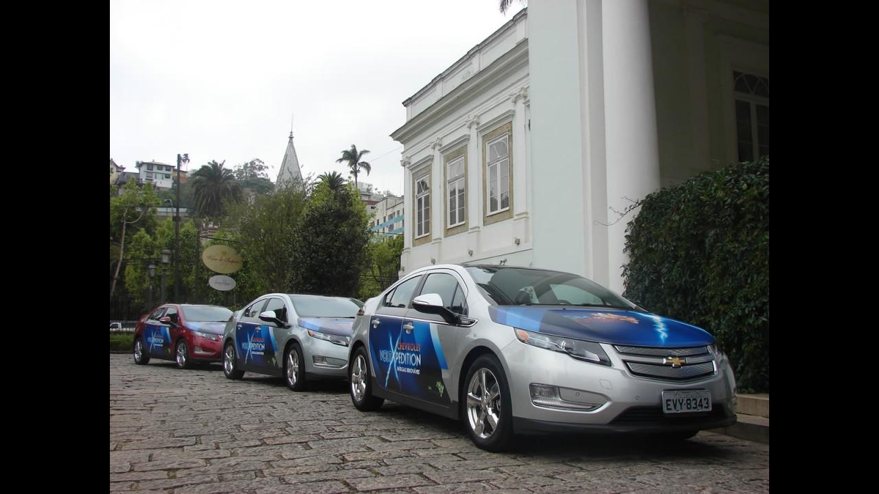 Avaliação - Testamos o elétrico Chevrolet Volt