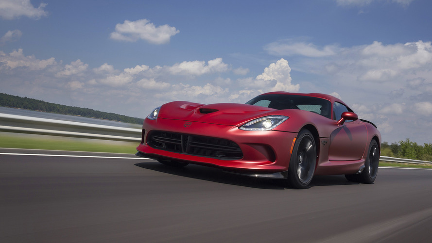 Dodge Viper production will finally end in August