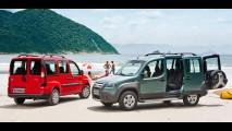 Fiat Doblò também ganha motor 1.8 E.TorQ - Veja os preços