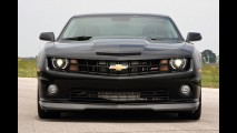 Chevrolet Camaro HPE800: Muscle-car da Hennessey ganha motor bi-turbo de 826cv