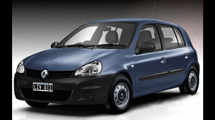 Novo Renault Clio 2013 tem primeiros detalhes oficiais revelados pela marca na Argentina