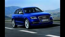 Audi apresenta SQ5 oficialmente - Modelo tem motor diesel bi-turbo de 313 cavalos