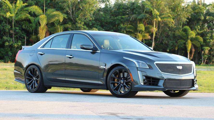 2018 Cadillac CTS-V: Review