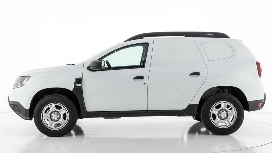 Van dönüşümü yapılmış Dacia Duster'ı görmüş müydünüz?