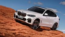 2019 BMW X6 renderings
