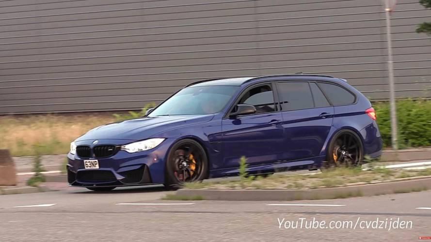 Özel Üretim BMW M3 Touring