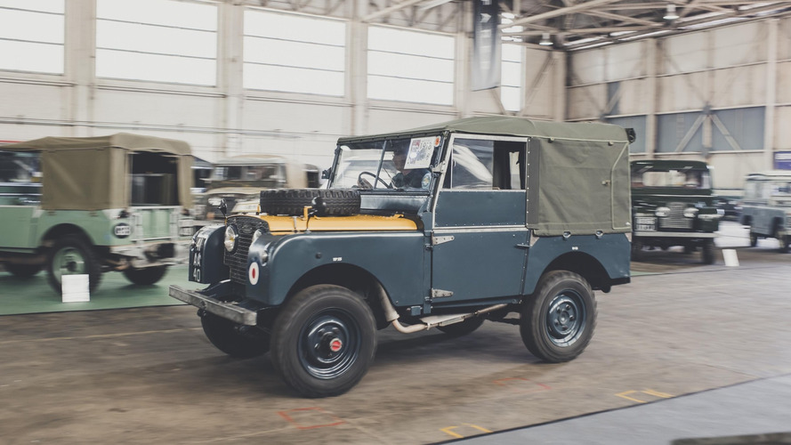 2018 Land Rover Legends