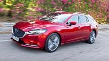 Mazda6 Wagon restyling 2018