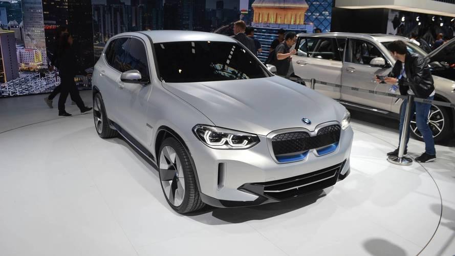 BMW Concept iX3 - Quand le X3 se convertit à l'électrique