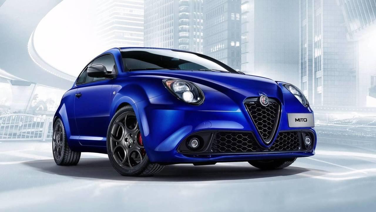 Alfa Romeo MiTo 2018