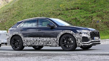 Audi RS Q8 To Use Porsche Panamera Turbo S E-Hybrid Powertrain?