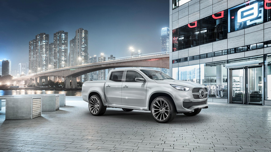 Mercedes - Le Classe X déjà en précommande au Royaume-Uni