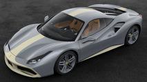Ferrari livrée 25